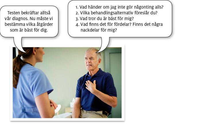 Svenska lakare usla pa kommunikation